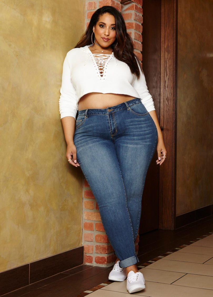 c1485c1e78b Ashley Stewart Denim Campaign